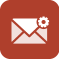 Call center email management